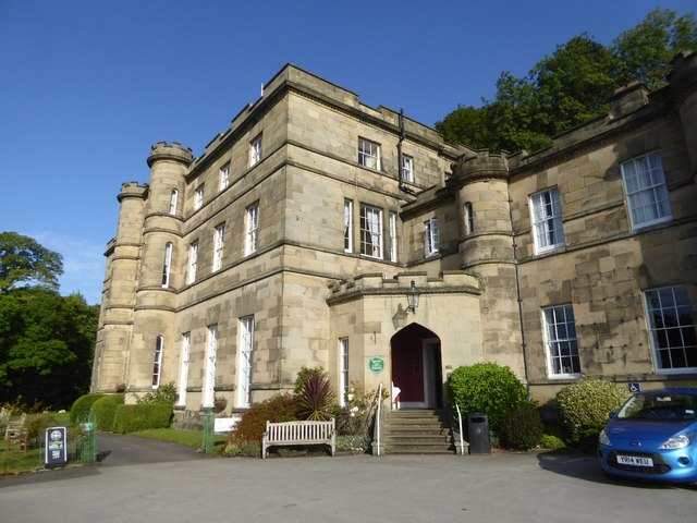 Willersley Castle