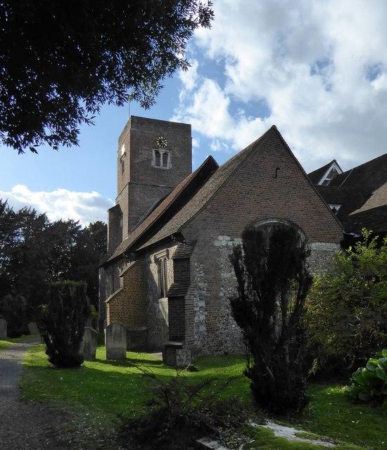St John's church, Old Malden