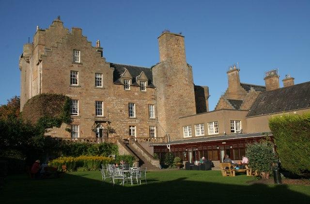 The Dornoch Castle Hotel