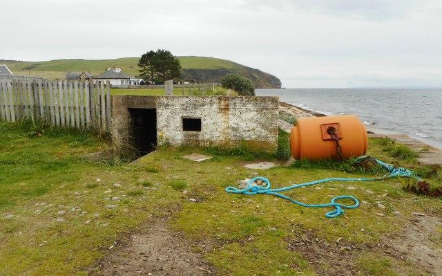 Pillbox, Nigg Ferry