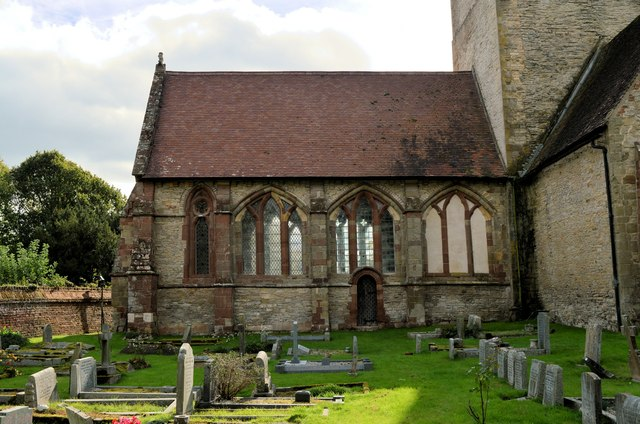 St Mary, Ripple