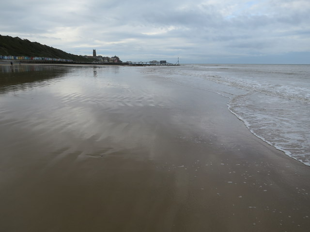 Beach near Cromer