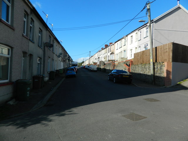 Edward Terrace, Abertridwr