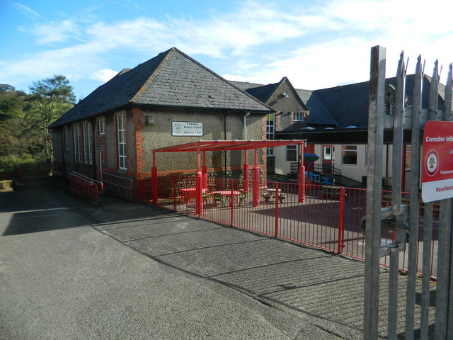 Cwmaber Infants School, Abertridwr