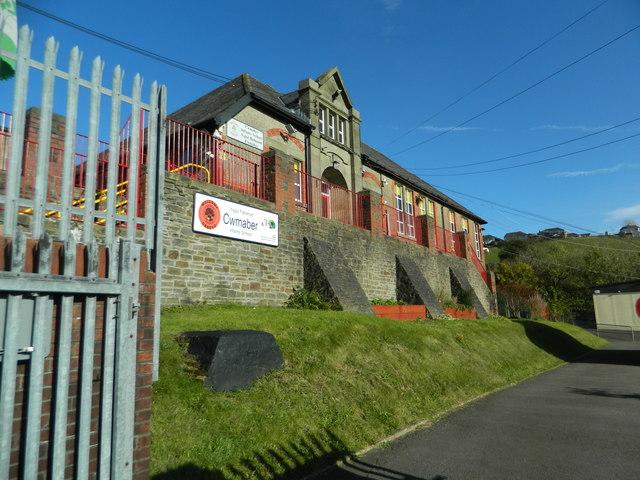 Cwmaber Infants School, Abertridwr