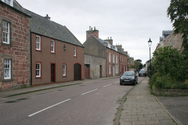 High Street, Cromarty