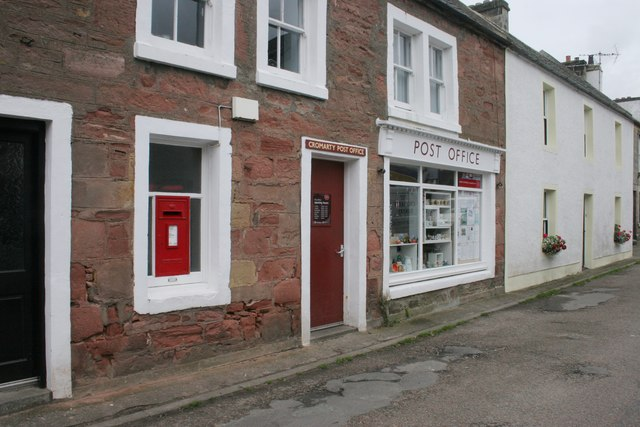 Cromarty Post Office