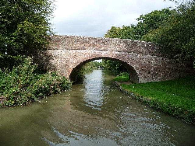 Ashby's Bridge [No 7], from the south-west