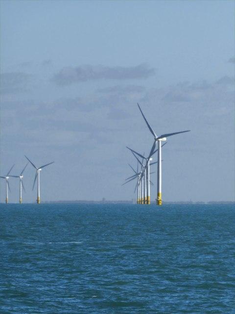The Kentish Flats Extension wind-farm (1)