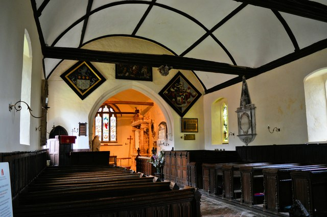 St John the Baptist, Lower Strensham