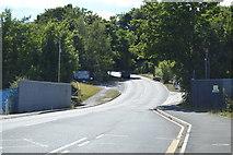 SU8694 : Hughenden Avenue by N Chadwick