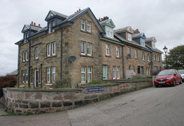 Houses, Coastguard Station, Cromarty
