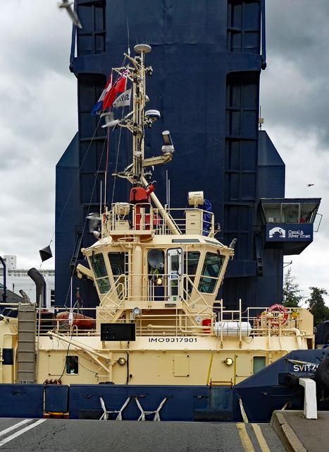 Svitzer Mallaig, South Dock