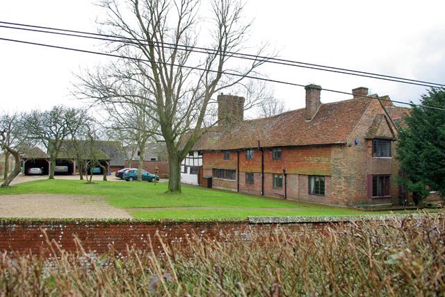 Mansion House Farm, Crowhurst