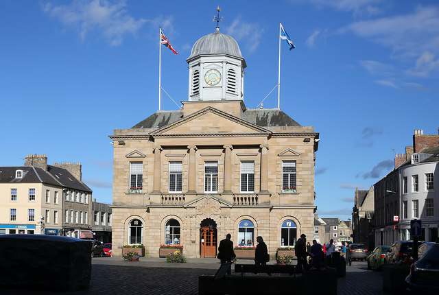 Kelso Town Hall