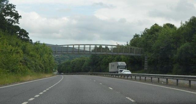 Footbridge, A24