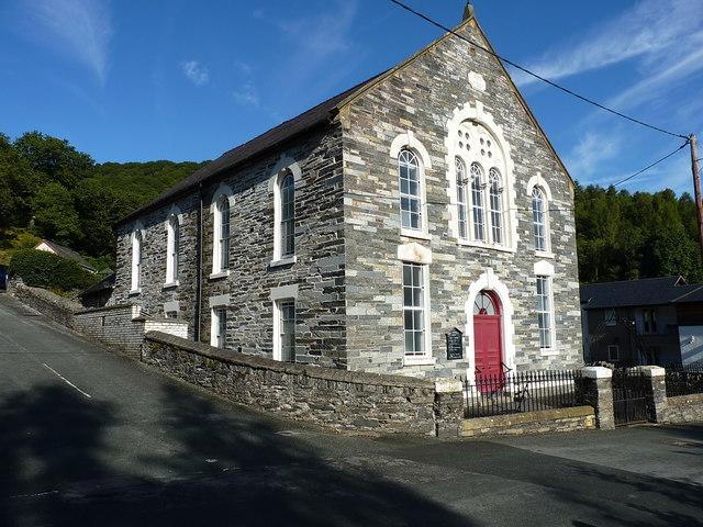 Glyn Ceiriog Baptist Chapel