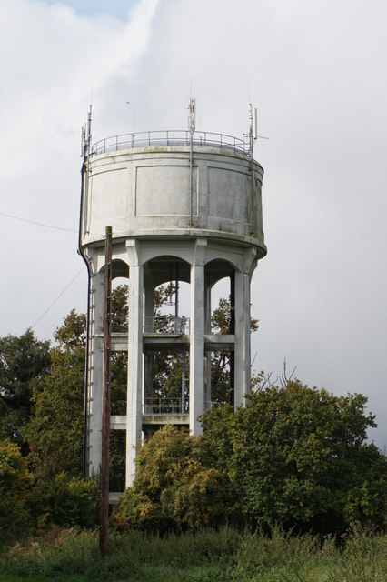 Water Tower, Horn Hill, Whitwell
