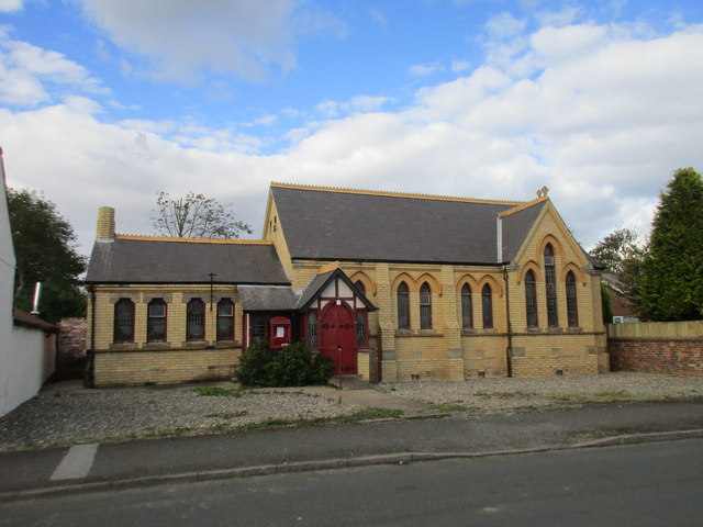 Ulrome Methodist church