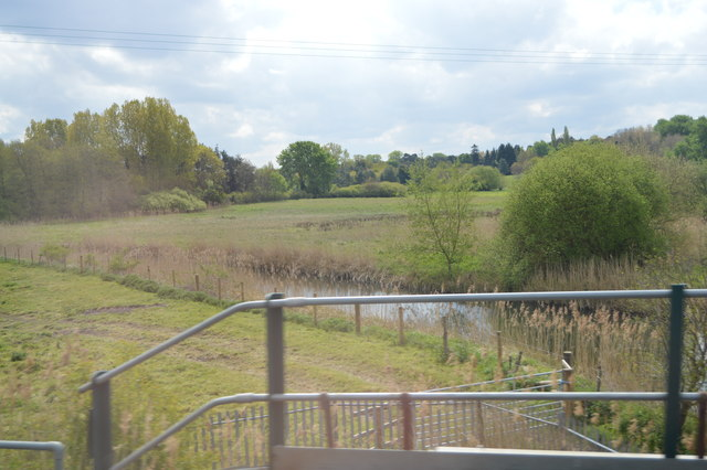Glimpse of the River Little Ouse