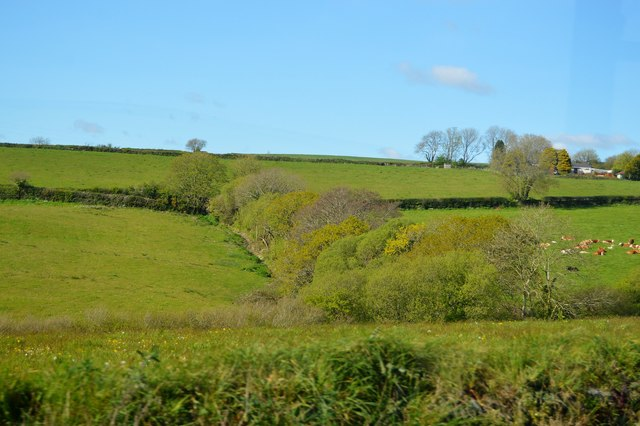 Sornish countryside