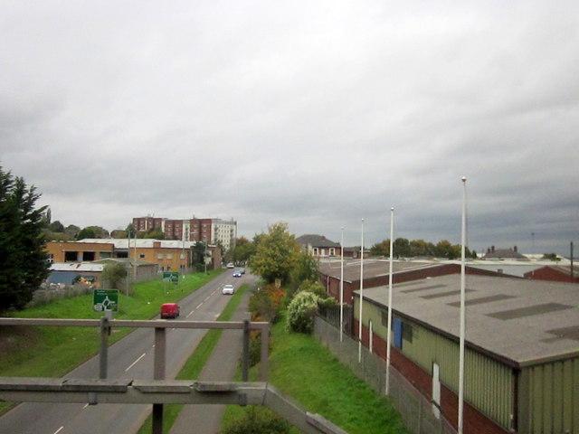 A5192 Cappers Lane Lichfield