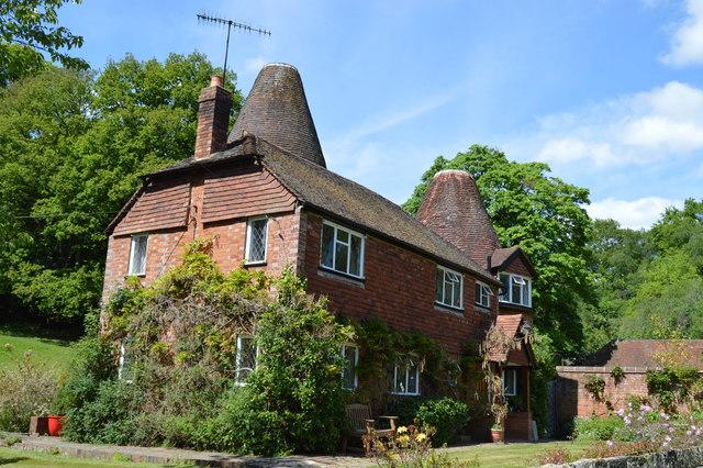 Oast House, Tea Garden Lane