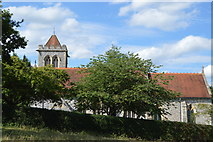SU8695 : Church of St Michael and All Angels by N Chadwick
