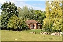 SU8696 : Pumping Station, Hughenden Valley by N Chadwick