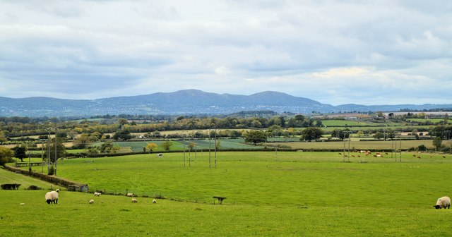 The Severn Valley and The Malverns