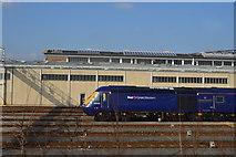 SX5055 : Laira Depot by N Chadwick