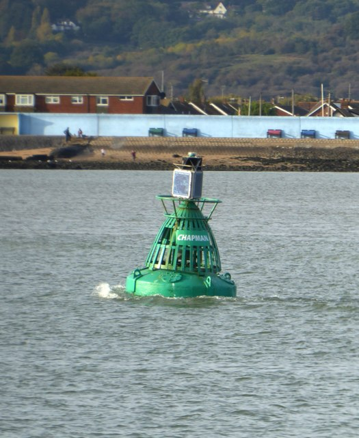 The Chapman channel-marker buoy