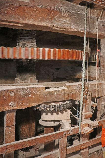 Little Salked Mill - gearing
