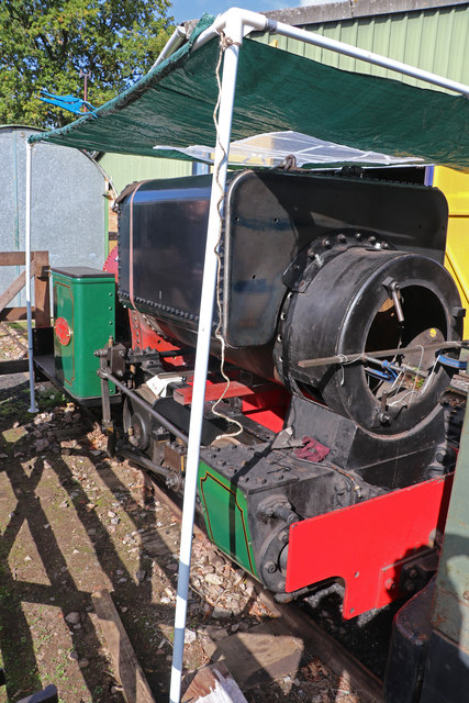 Leighton Buzzard Railway - Peter Pan