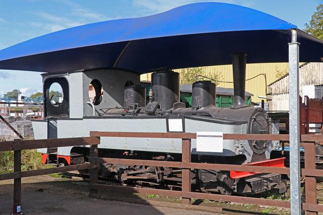 Leighton Buzzard Railway - Brigadelok