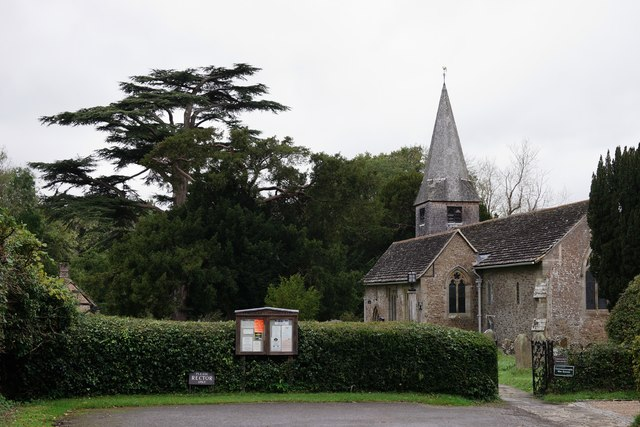 St.Nicolas, Itchingfield