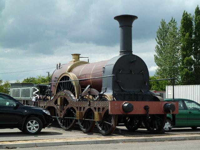 Gloucestershire Warwickshire Railway - Iron Duke