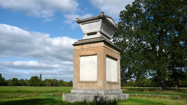 Thomas Gray Memorial