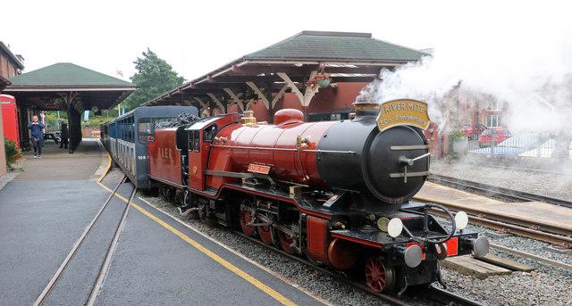 Ravenglass & Eskdale Railway - Ravenglass Station