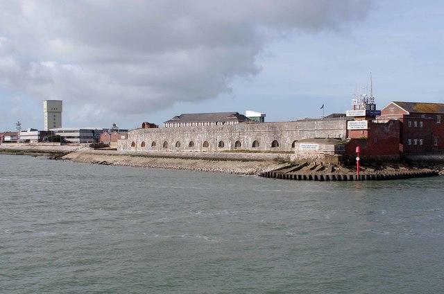 Fort Blockhouse