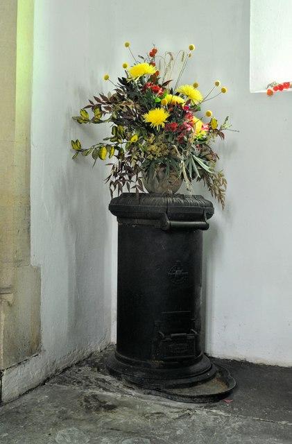 St Mary, Byton