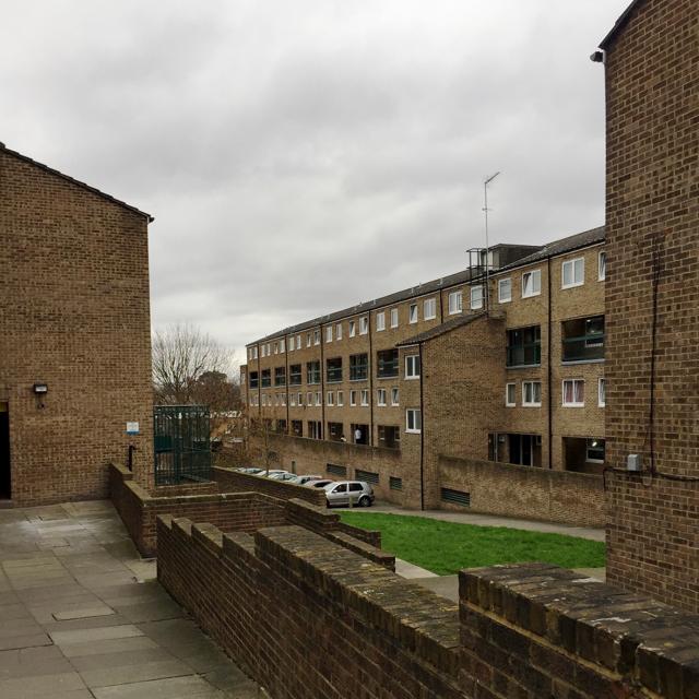 Edgecombe House, Lettsom Estate, Camberwell, south London