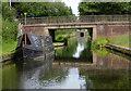 SO8798 : Wightwick Bridge near Castlecroft in Wolverhampton by Roger  Kidd