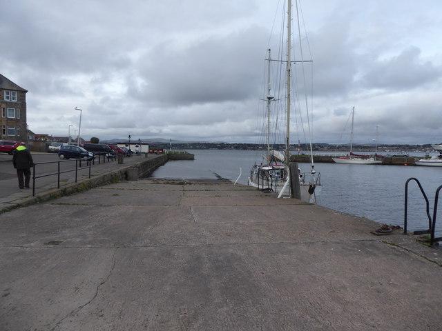Dockside, Tayport New Harbour
