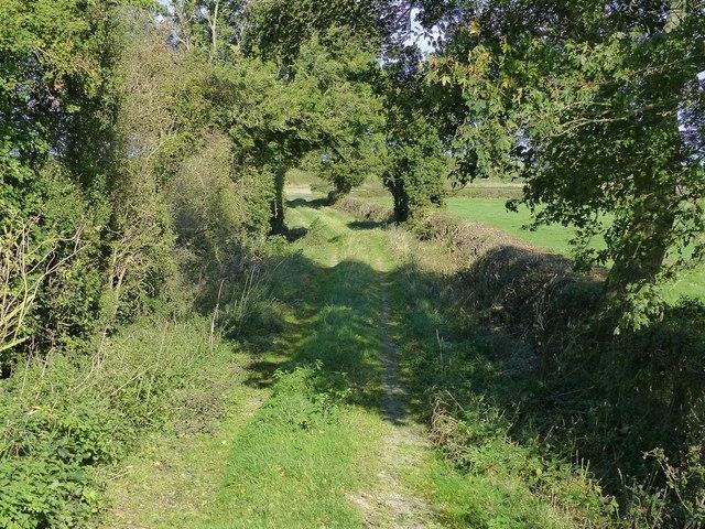 Greenends Lane, Scropton