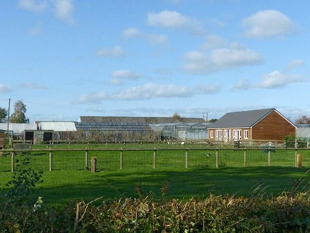 The Firs Farm, Scropton