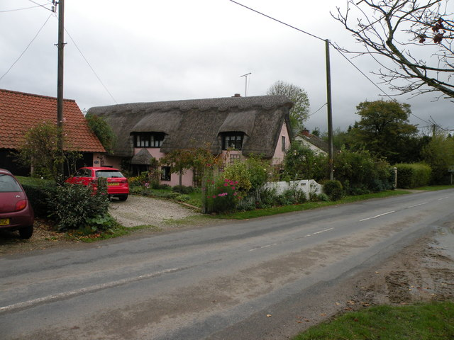 Wayside Cottage, Castle Camps