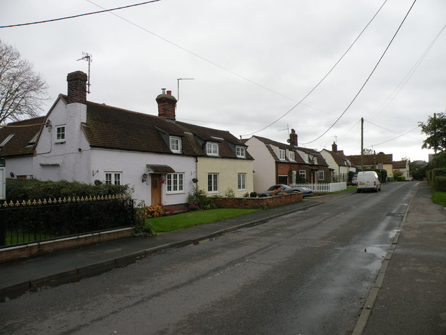 Vine Cottages, Castle Camps