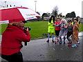H4573 : Park Run, Omagh (5) by Kenneth  Allen