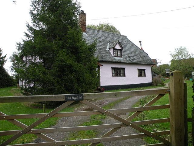 Little Biggs Farmhouse